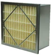 Riga-Flo MERV14 Filter, 24x24x12 (Replaces 096026003)