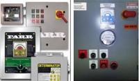 Farr Controllers and Custom Integrated Control Boxes built to your specifications.